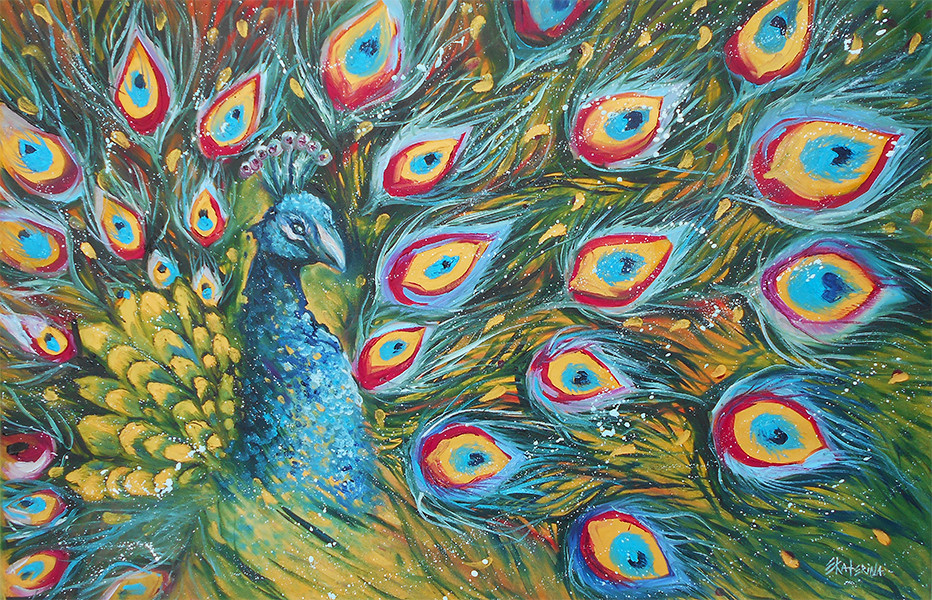 peacock_green_abstract_painting_ekaterina_chernova.jpg