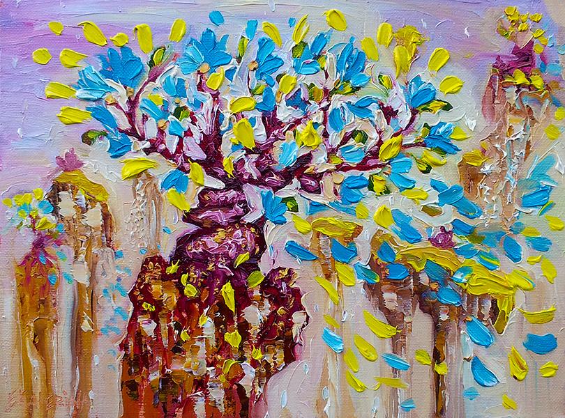 Magnolia2 artist Ekaterina Chernova