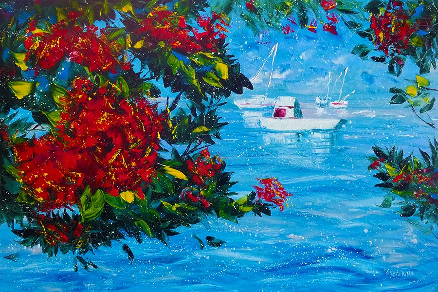 Pohutukawa Boats